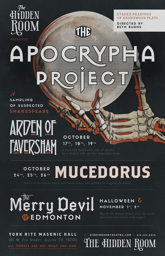 Apocrypha Project